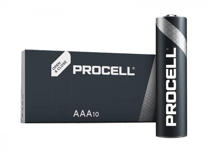 Duracell Procell Micro AAA Battery (10x)