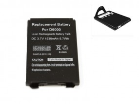 BATSTAR High Quality Battery Pack für Honeywell Dolphin 6000 Mobile
