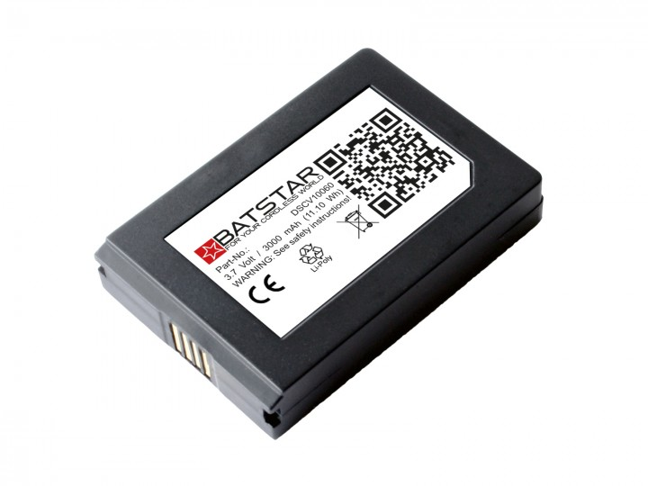 High Quality Battery for Vectron MobilePro III
