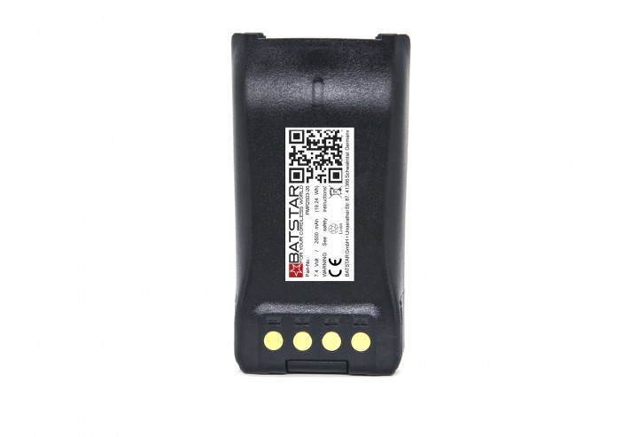 Extra High Capacity Battery Pack für Hytera PD7-Serie