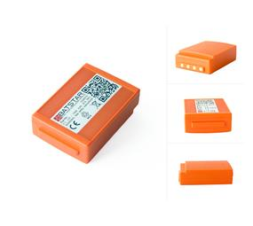 High Quality Battery for HBC-Radiomatic Linus/Eco/Technos/Spectrum