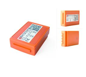 Extra High Capacity Battery for HBC-Radiomatic Linus/Eco/Technos/Spectrum