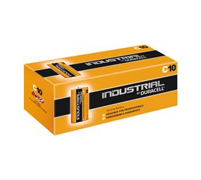 INDUSTRIAL by Duracell Baby C Battery (10x)