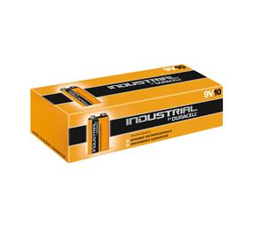 INDUSTRIAL by Duracell E-Block 9V Battery (10x)
