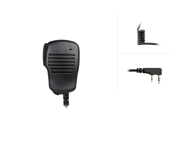 Mini Remote Speaker Microphone for Kenwood TK25-/TK35-Series