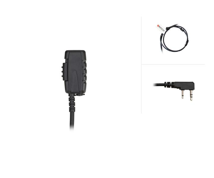 Multi-Use PTT18 for Kenwood TK-3401DE / TK-3501E
