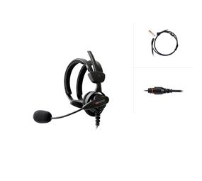 Overhead Headset for Wireless Earphone Connection Kit
