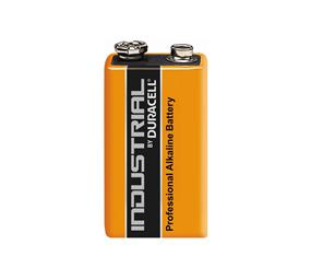 INDUSTRIAL by Duracell E-Block 9V Battery (Bulk)