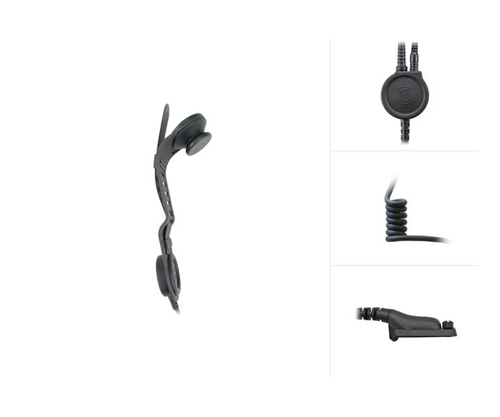 Bone Conduction Skull Mic