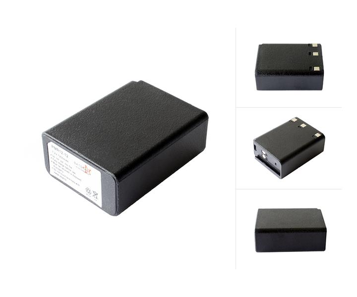 BATSTAR High Quality Battery Pack für Kenwood TK-200/-300 Serie, Typ: KNB-12A