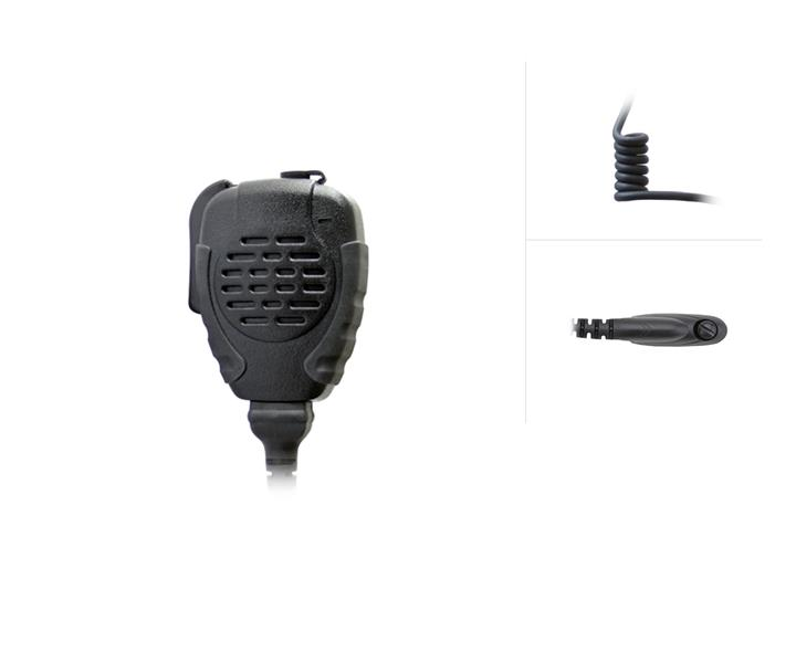 Comfort Speaker Mic for Motorola GP-Professional Series
