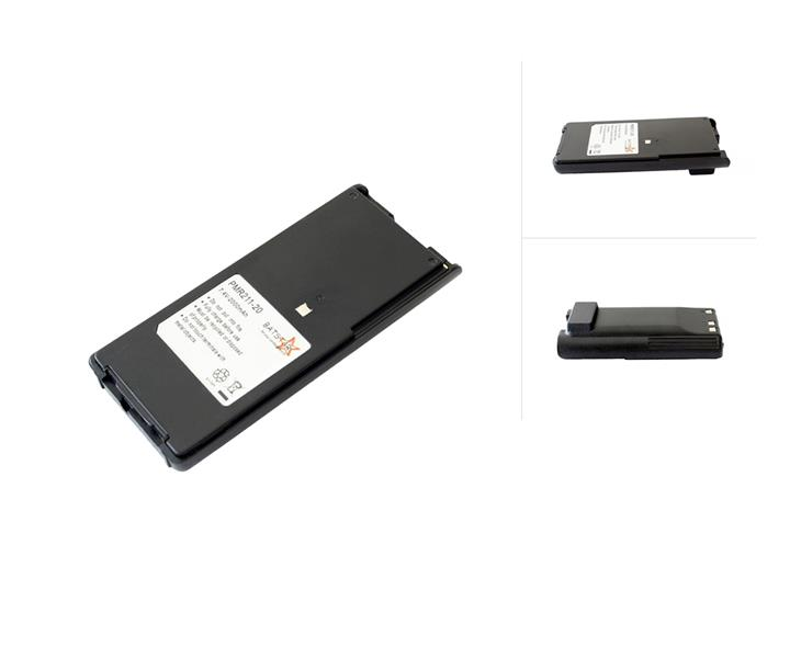 High Capacity Battery Pack für Icom IC-F Serie, Typ: BP-211(FM)