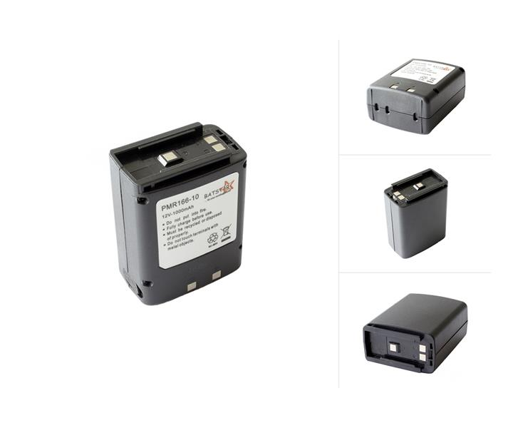 High Capacity Battery Pack für Icom IC-A3/IC-A22, Typ: BP-166H/CM-166