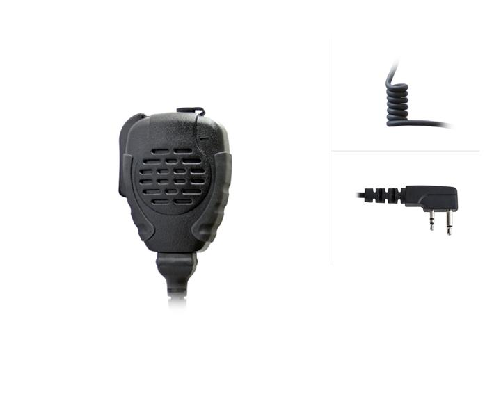 Comfort Speaker Microphone for Icom IC-F3G/IC-F4G/IC-V8...