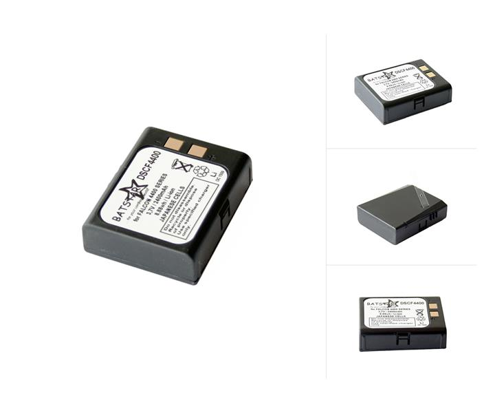 High Quality Premium+ Battery for Datalogic Falcon 44XX Series